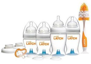 Munchkin Latch Baby Bottles for Colic and Gas